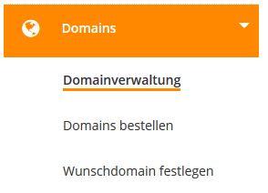 Strato Domain